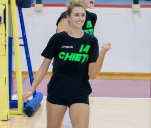 VOLLEY: Michela Greco approda a Chieti in B2