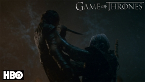 "Game of Thrones 8: ""La lunga notte"""